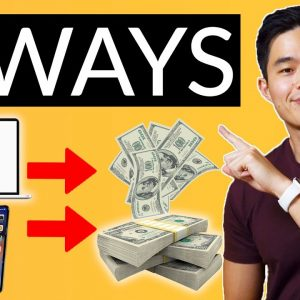 How to Make Money Online (6 Top Ways!)