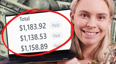 How I Built 5 Income Streams In My 20s That Earn $1000+ a DAY - Passively!
