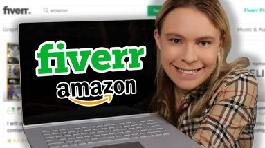 I Paid Fiverr $500 To Make Me Money On Amazon (and this is what happened...)