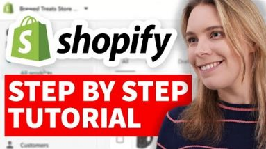 How To Create A Shopify Dropshipping Store with Oberlo & Aliexpress (2021 UPDATED TUTORIAL)