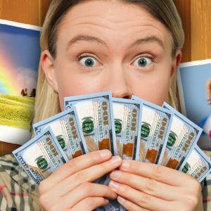 How To Find FREE Photos You Can COPY & Sell To Earn Money Online (LEGALLY)